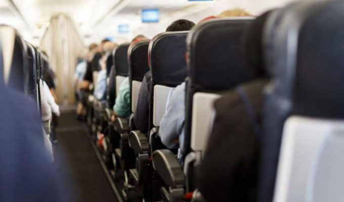 Ταξίδι με αεροπλάνο - μικρόβια