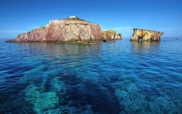 Αντίπαρος - προορισμοί Ελλάδα