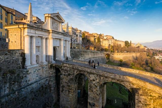Μπέργκαμο, Ιταλία