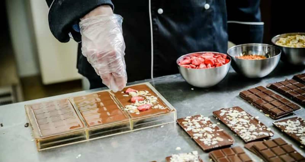 Εργοστάσιο Σοκολάτας στη Βαρσοβία