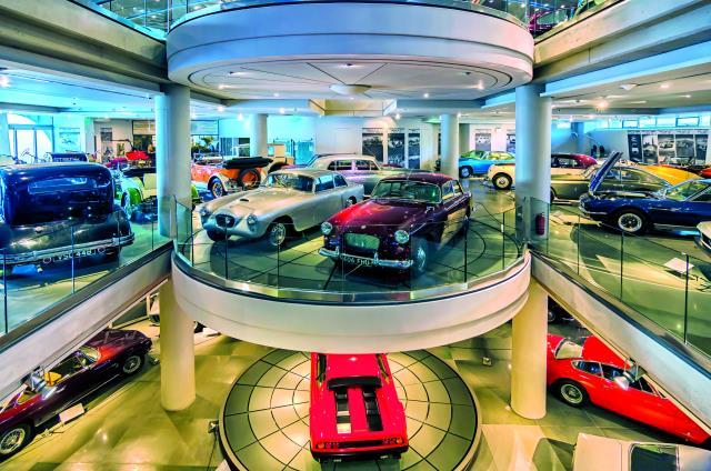 Μουσεία Αθήνα: Ελληνικό Μουσείο Αυτοκινήτου