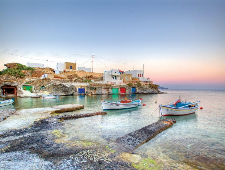 Κίμωλος: Το πανέμορφο κυκλαδίτικο νησί με τους κρυμμένους θησαυρούς!