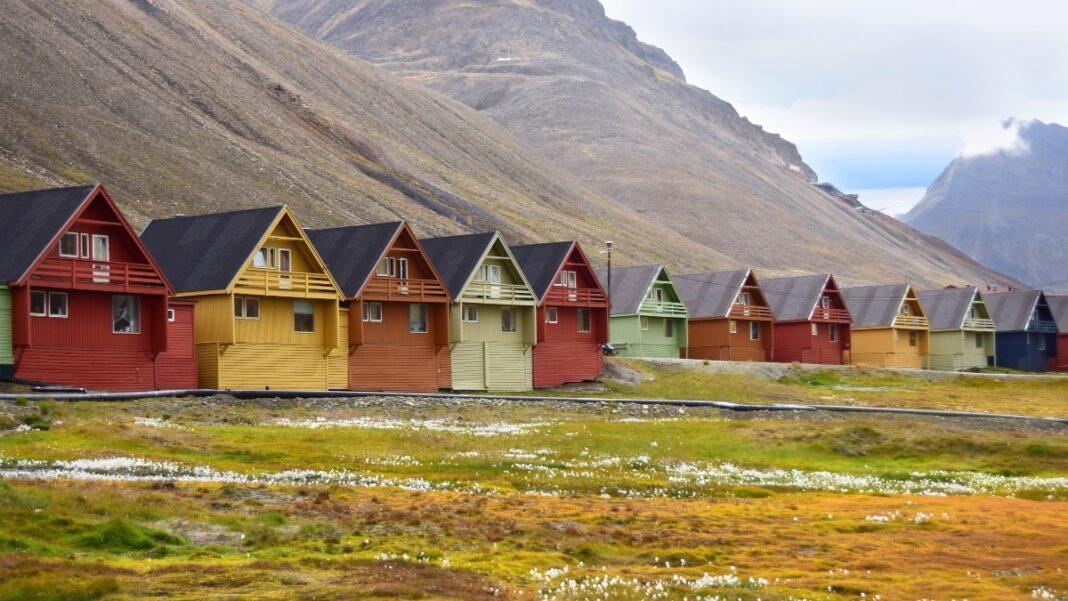 longyearbyen απομακρυσμένη πόλη