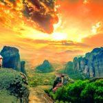 Μετέωρα ταξίδι - αξιοθέατα και δρασητριότητες