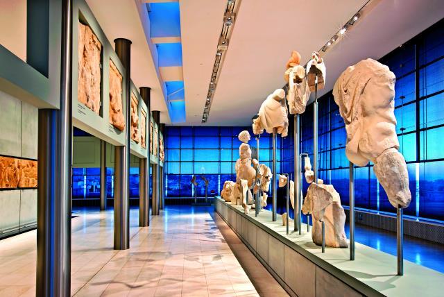Μουσεία Αθήνα: Μουσείο Ακρόπολης