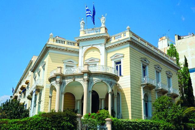 Μουσεία Αθήνα: Μουσείο Κυκλαδικής Τέχνης