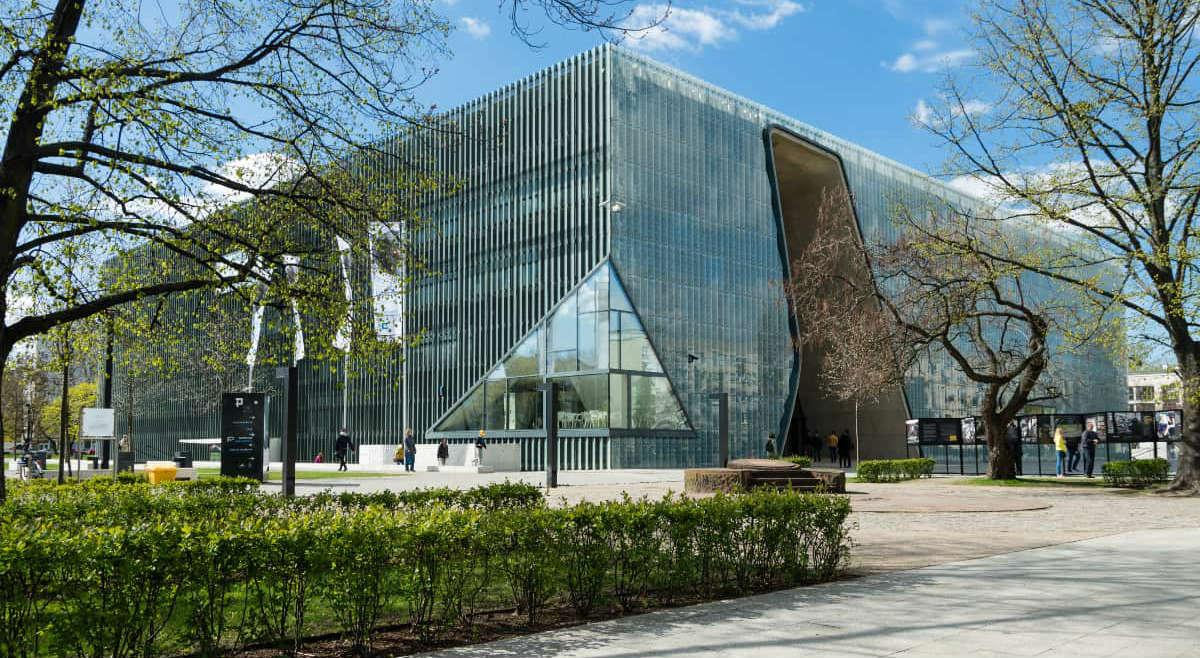 Μουσείο Ιστορίας των Εβραίων της Πολωνίας