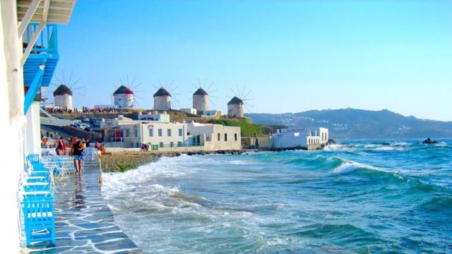 Μύκονος - προορισμοί Ελλάδα