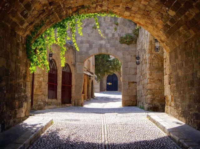 Παλιά Πόλη Ρόδος