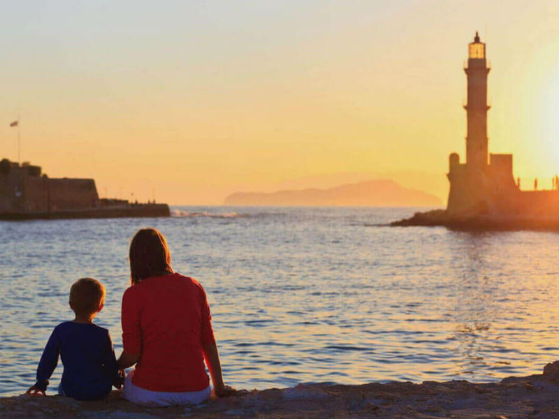 10 ιδανικά μέρη για οικονομικές οικογενειακές διακοπές στην Ελλάδα!