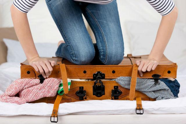 Πακετάρισμα βαλίτσας - tips
