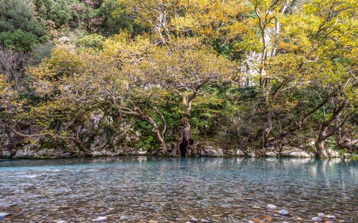 Βοϊδομάτης: Ο κρυστάλλινος ποταμός της Ηπείρου (photos)
