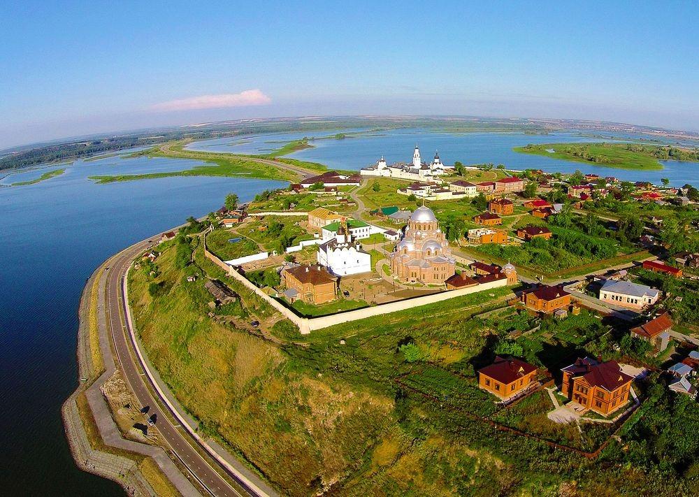Το νησί του Ιβάν του Τρομερού! Ένα πανέμορφο μνημείο της UNESCO! (photos)