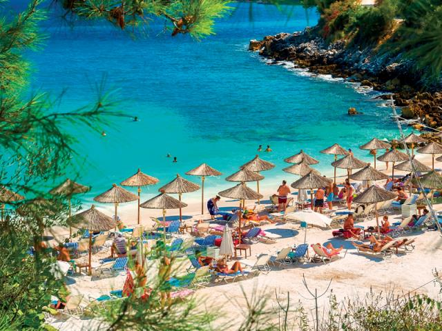 Θάσος, Ελλάδα - διακοπές