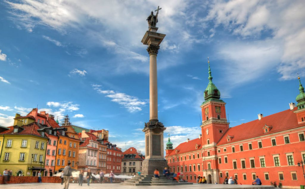 Βασιλικό Κάστρο Βαρσοβίας