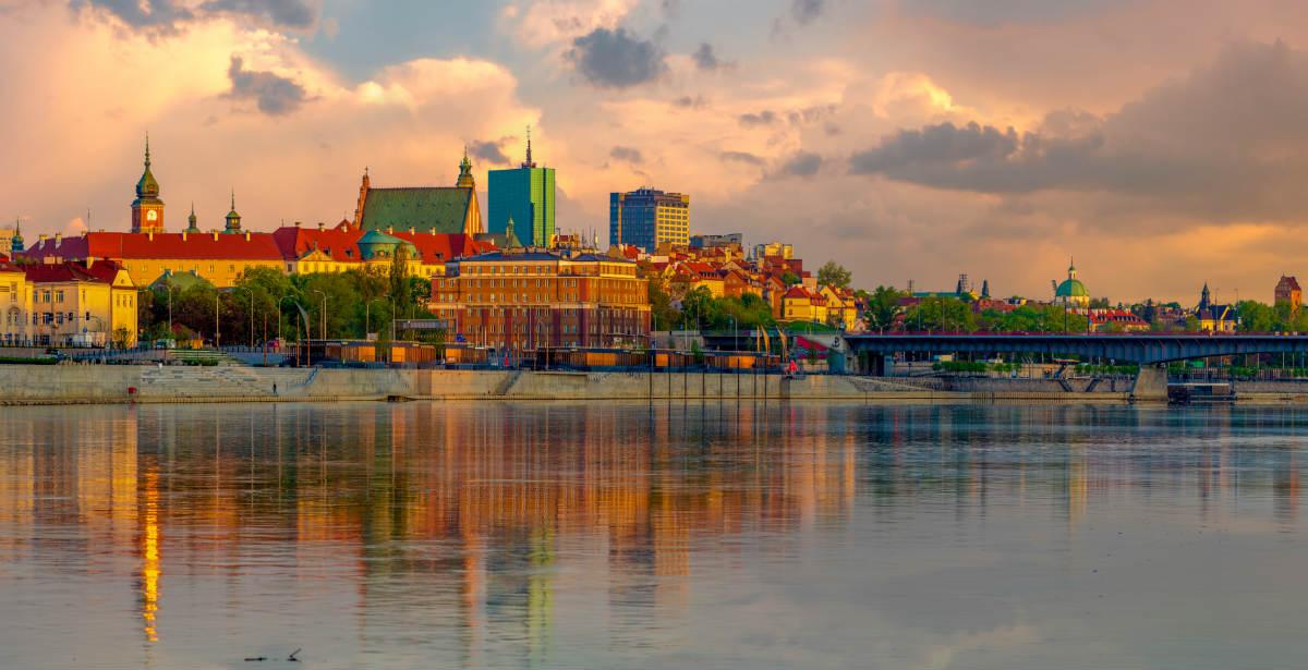 Ταξίδι στη Βαρσοβία, Πολωνία - οδηγός