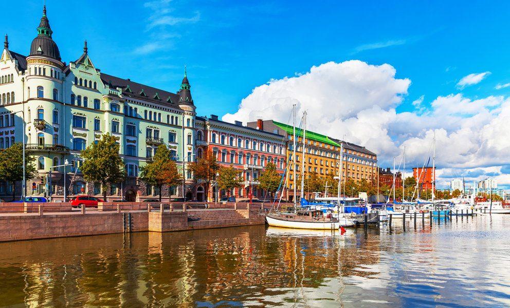 Αποτέλεσμα εικόνας για Η Φινλανδία είναι η πιο ευτυχισμένη χώρα στον κόσμο σύμφωνα με τον ΟΗΕ