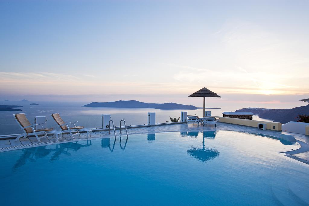 Santorini Princess Spa Hotel πισίνα