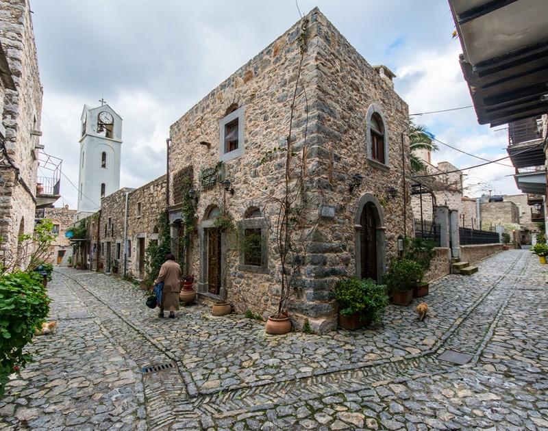 Πέτρινο σπίτι, Χίος