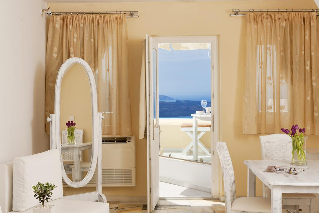 Santorini Princess Spa Hotel καθιστικό