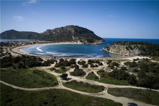 Παραλία Βοϊδοκοιλιά: Tο μαγικό τοπίο της Μεσσηνίας που περιμένει να το ανακαλύψεις (photos)