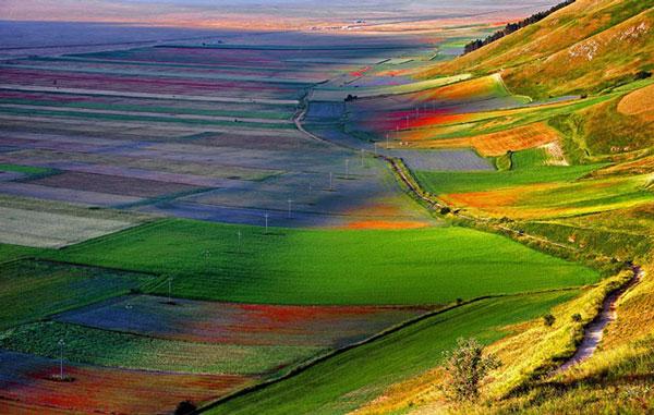 Castelluccio Ιταλία