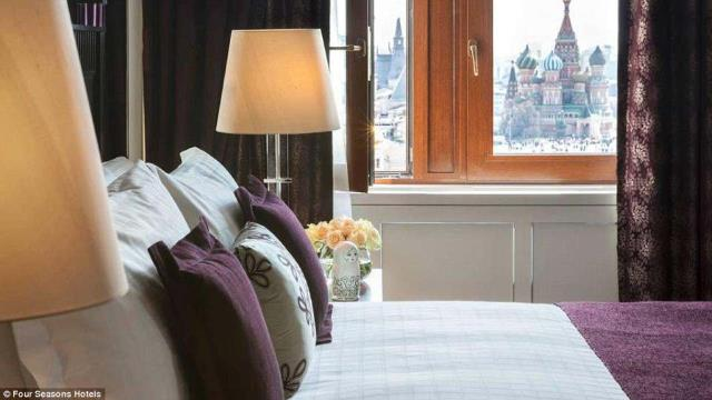 Four Seasons Hotel Μόσχα Ρωσία
