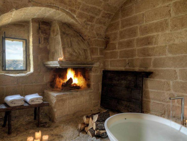 Ιταλία: Ένα υπέροχο ξενοδοχείο...μέσα σε ένα σπήλαιο