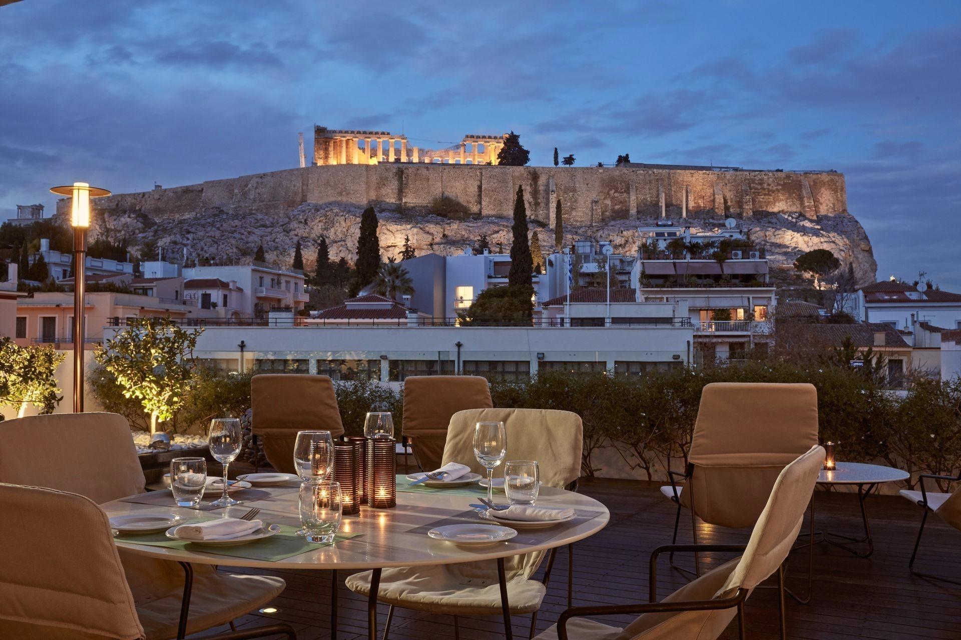 Αθήνα: 15 ξενοδοχεία και εστιατόρια με την πιο μαγευτική θέα σύμφωνα με διάσημο ταξιδιωτικό site! (photos)
