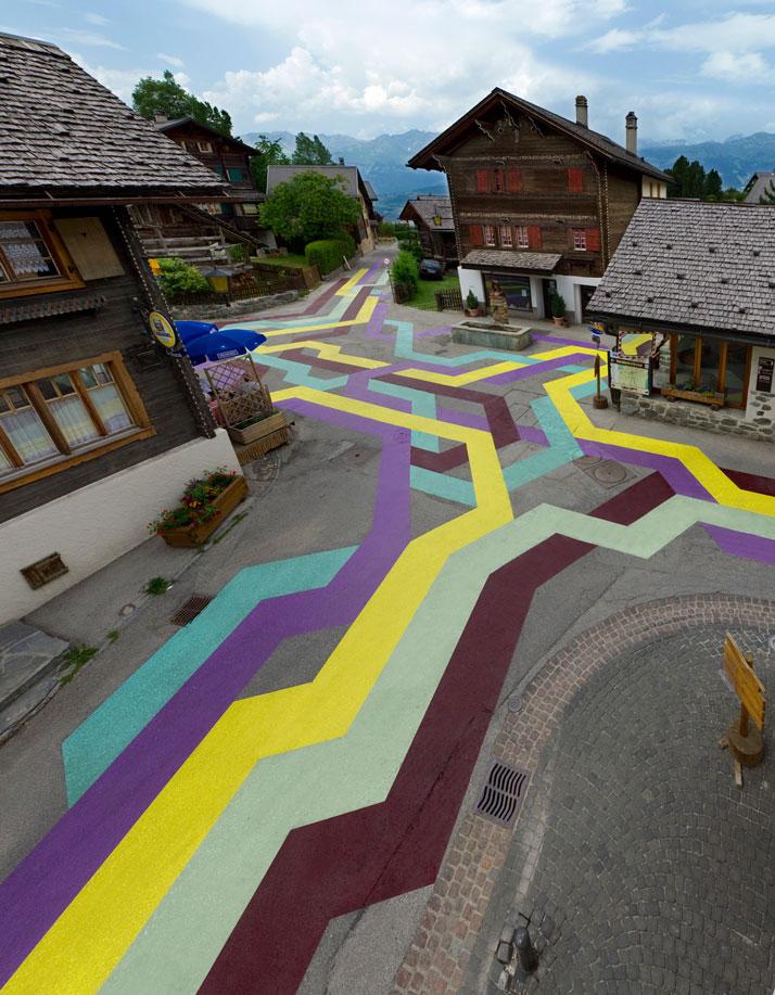 Δρόμοι... έργα τέχνης! Φωτογραφίες γεμάτες δημιουργία και φαντασία!