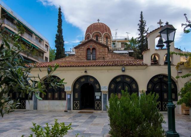Αγία Αικατερίνη, Πλάκα, Αθήνα