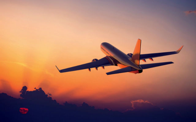Tαξίδι με αεροπλάνο