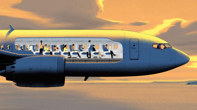 Ταξίδι με αεροπλάνο - tips