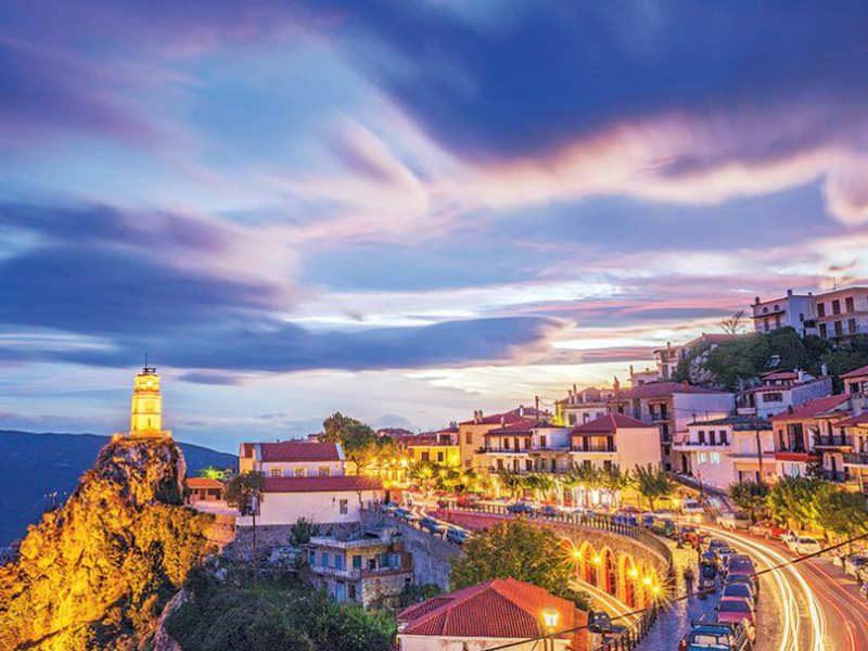 Γνωρίστε τα 10 πιο όμορφα χωριά της Ελλάδας!