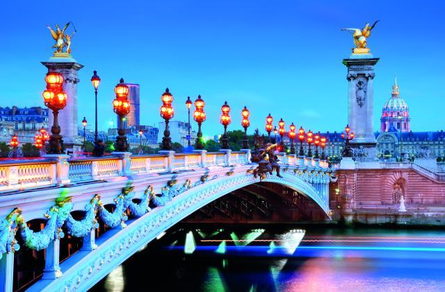 Παρίσι - Γαμήλιο Ταξίδι