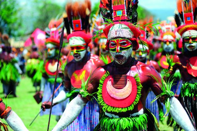 Παπούα Νέα Γουινέα - Γαμήλιο Ταξίδι