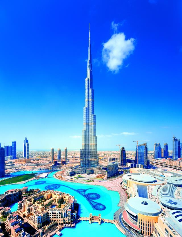 Ντουμπάι - Γαμήλιο Ταξίδι