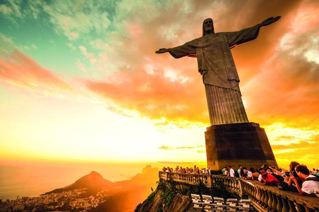 Βραζιλία - Γαμήλιο Ταξίδι