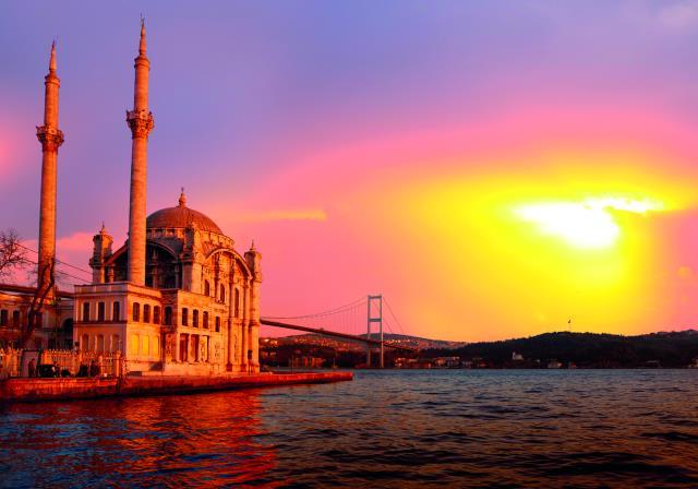 Κωνσταντινούπολη - Γαμήλιο Ταξίδι