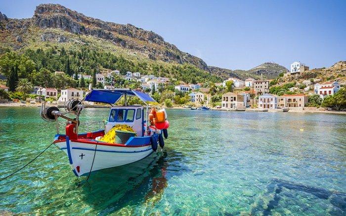 Καστελόριζο λιμάνι