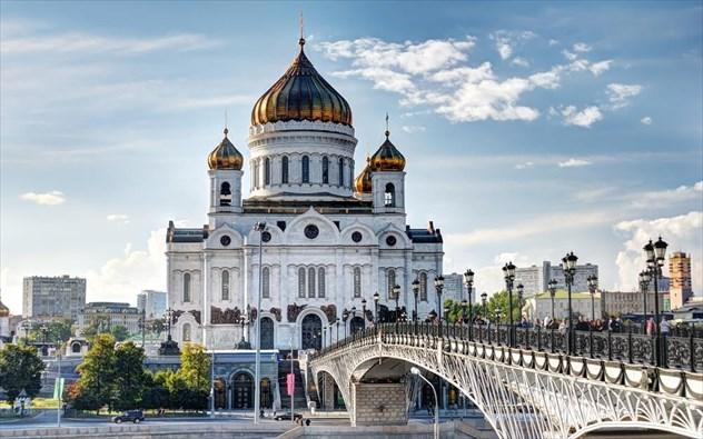 Πάσχα στη Μόσχα