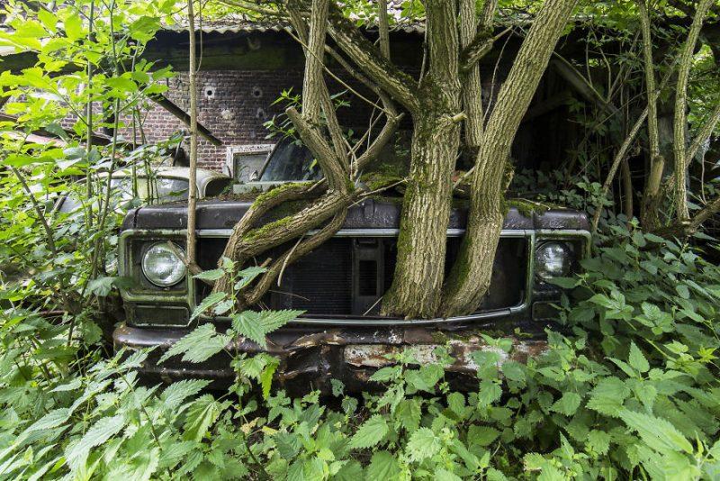 Απίστευτες φωτογραφίες από εγκαταλελειμμένα μέρη στον κόσμο! (photos)