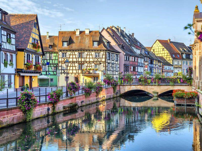 Γαλλία: Οι 5 μικρές παραμυθένιες πόλεις που αξίζει να επισκεφθείτε!