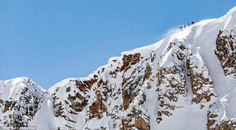 Ευρώπη: Συγκλονιστικές φωτογραφίες από την πιο επικίνδυνη πίστα του σκι! (photos)
