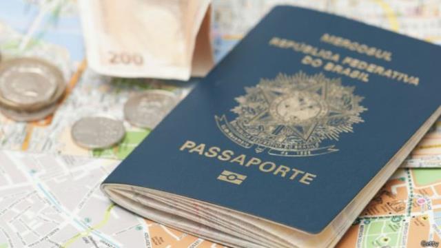 διαβατήριο - ταξίδι