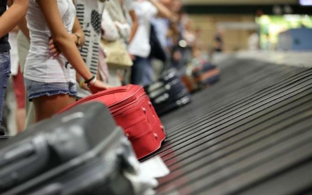 Βαλίτσες, αεροδρόμιο