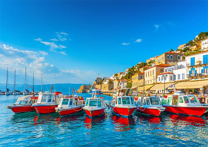 Ύδρα λιμάνι