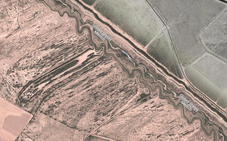 Οι περιοχές που η Google Maps δεν θέλει να ξέρεις! (photos)
