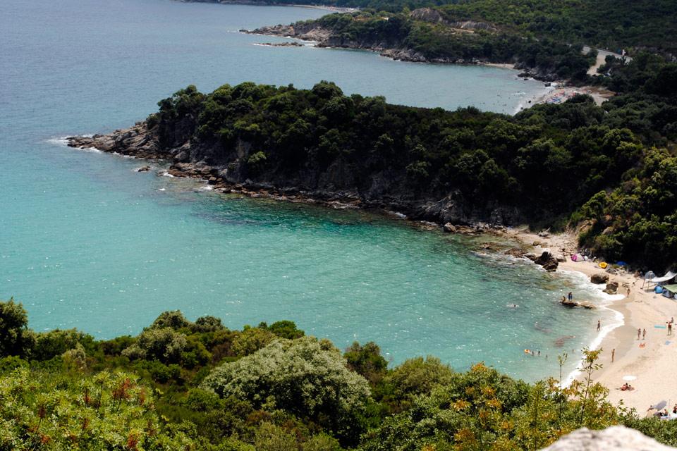 Παραλία Ολυμπιάδα, Θεσσαλονίκη