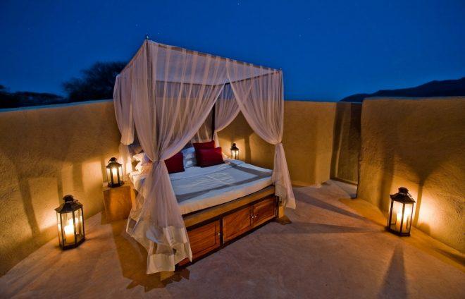 12 παραμυθένια υπαίθρια δωμάτια ξενοδοχείων στην Αφρική! (photos)
